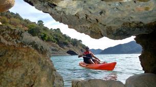 Kayaking-Marbella-Lake kayak tour in Istan, in the northwest of Marbella-3