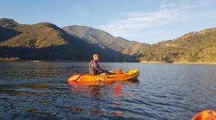 Kayaking-Marbella-Lake kayak tour in Istan, in the northwest of Marbella-5