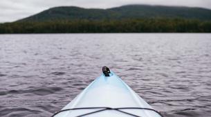 Kayaking-Sofia-Kayaking in the Iskar Reservoir from Sofia-1