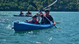 Kayaking-Marbella-Lake kayak tour in Istan, in the northwest of Marbella-1