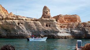 Jet Boat-Portimão-Benagil Caves Boat Tour from Portimão-2