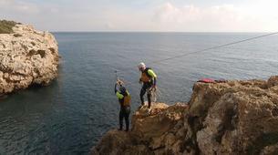 Coasteering-Mallorca-Coasteering on the cliffs of Mallorca-2