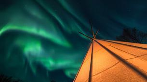 Glisse alternative-Tromsø-Northern lights chase to Aurora camps near Tromso, Norway-2