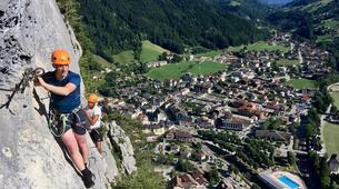 Via Ferrata-Annecy-Via Ferrata de Thônes près d'Annecy-1