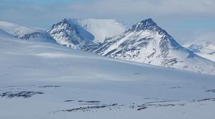 Motoneige-Kiruna-Snowmobile Tour with Lunch near Kiruna-3