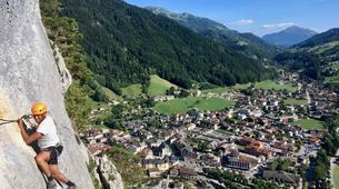 Via Ferrata-Annecy-Via Ferrata de Thônes près d'Annecy-3
