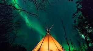 Glisse alternative-Tromsø-Northern lights chase to Aurora camps near Tromso, Norway-5