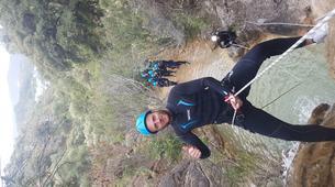 Canyoning-Costa del Sol-Canyoning Excursion at Guadalmina Gorge near Marbella-2