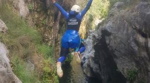 Canyoning-Costa del Sol-Canyoning Excursion at Guadalmina Gorge near Marbella-6