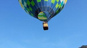 Bungee Jumping-Belogradchik-Bungee Jump from a Hot Air Balloon over the legendary Belogradchik Rocks-1
