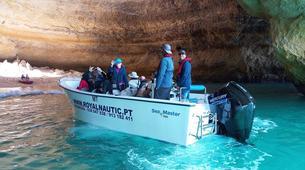 Jet Boat-Portimão-Benagil Caves Boat Tour from Portimão-1