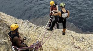 Coasteering-Mallorca-Coasteering on the cliffs of Mallorca-1