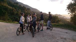 Mountain bike-Sierra de las Nieves Natural Park-MTB Tour in Sierra de las Nieves Natural Park, near Marbella-4