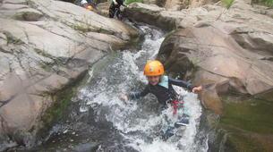 Canyoning-Girona-Canyoning at La Riera d'Osor Gorge near Girona-5