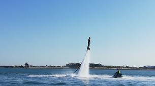 Flyboard / Hoverboard-La Rochelle-Initiation Flyboard / Hoverboard à La Rochelle-3