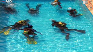 Scuba Diving-São Miguel-SSI / PADI Open Water Diver course from Vila Franca do Campo, Sao Miguel Island-4