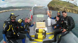 Scuba Diving-São Miguel-SSI / PADI Open Water Diver course from Vila Franca do Campo, Sao Miguel Island-2