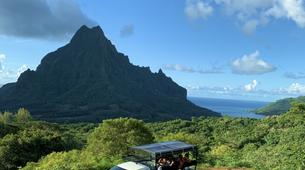 4x4-Moorea-Visite guidée de l'île de Moorea en 4x4-1