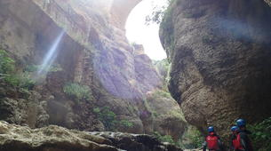 Canyoning-Malaga-Canyoning Tajo Ronda Level 2.5-6