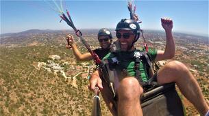 Parapente-Loulé-Tandem paragliding in Loulé Cerro de Cabeço de Camera in Loulé-1