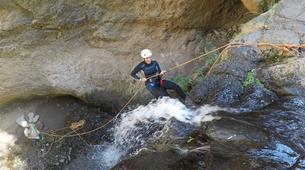 Canyoning-Las Palmas de Gran Canaria-Cernicalos Canyoning near Las Palmas de Gran Canaria-1