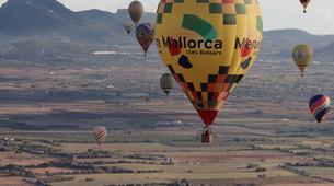 Hot Air Ballooning-Mallorca-Hot air balloon flights in Mallorca-4