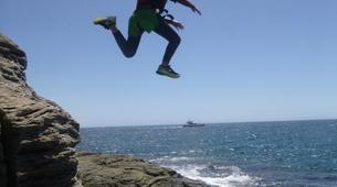 Coasteering-Mogan, Gran Canaria-Coasteering in Mogan, Gran Canaria-6