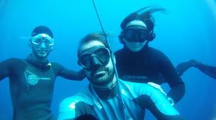 Apnée-Antibes-Initiation à l'Apnée à Antibes / Try Freedive-2