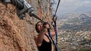 Via Ferrata-Granada-Via Ferrata Moclin near Granada-4