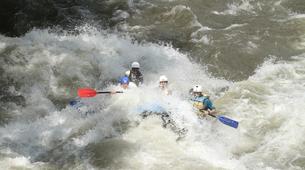 Rafting-Kresna-Rafting down the Struma River from Sofia-2