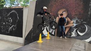 BMX-Paris-Private BMX course in République, Paris-1
