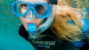 Snorkeling-Antibes-Excursion en bateau et randonnée palmée au Cap d'Antibes-3