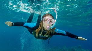 Snorkeling-Antibes-Excursion en bateau et randonnée palmée au Cap d'Antibes-2