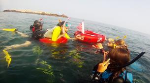 Snorkeling-Antibes-Excursion en bateau et randonnée palmée au Cap d'Antibes-5