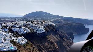 Helicopter tours-Santorini-Helicopter tours in Santorini-5