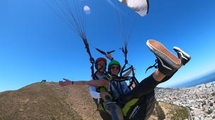 Paragliding-Cape Town-Tandem paragliding near Table Mountain in Cape Town-5