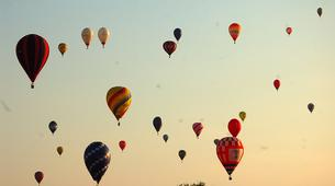 Hot Air Ballooning-Mallorca-Hot air balloon flights in Mallorca-2