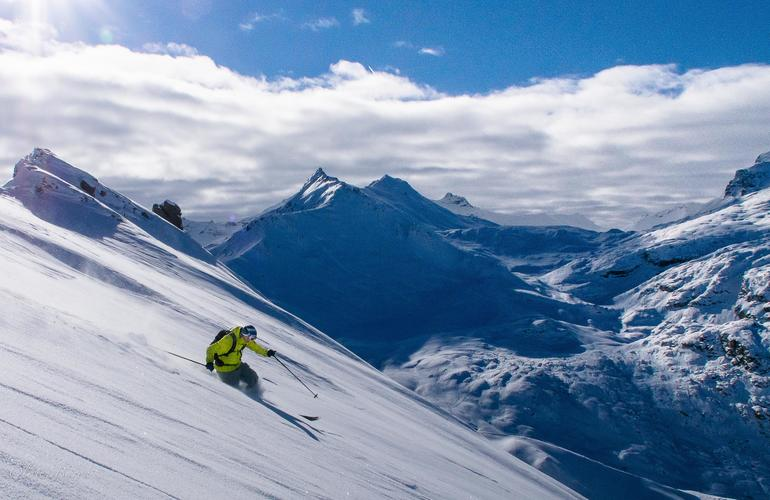 Tignes Ski Freeride