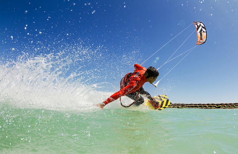 kitesurf Tarifa Adrenaline Hunter
