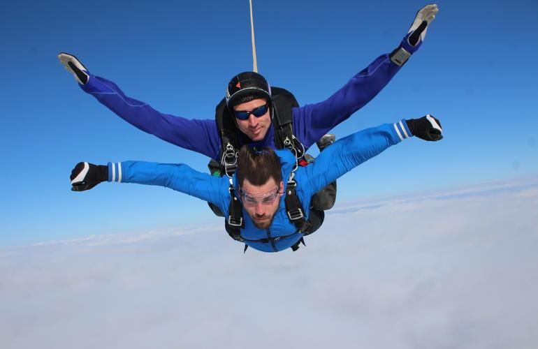 parachutisme gard