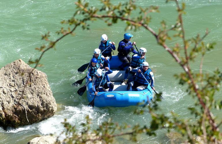 Rafting Espagne
