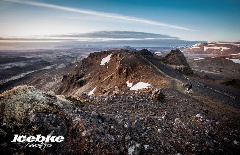Visitez l'Islande en Fatbike