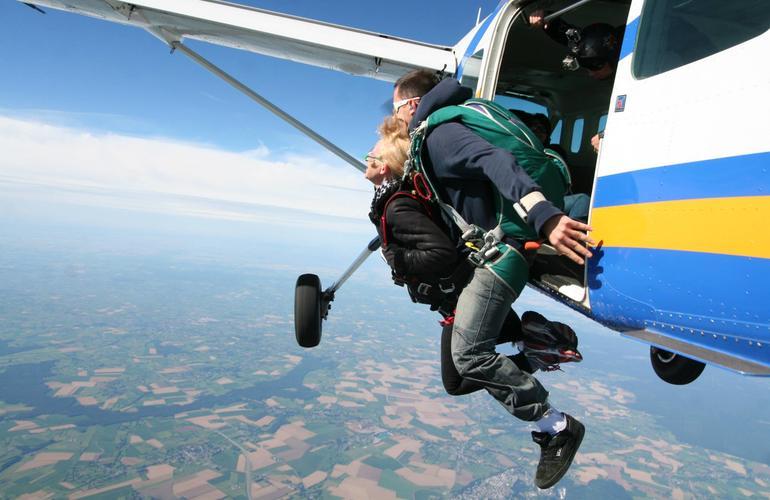 parachutisme kenya