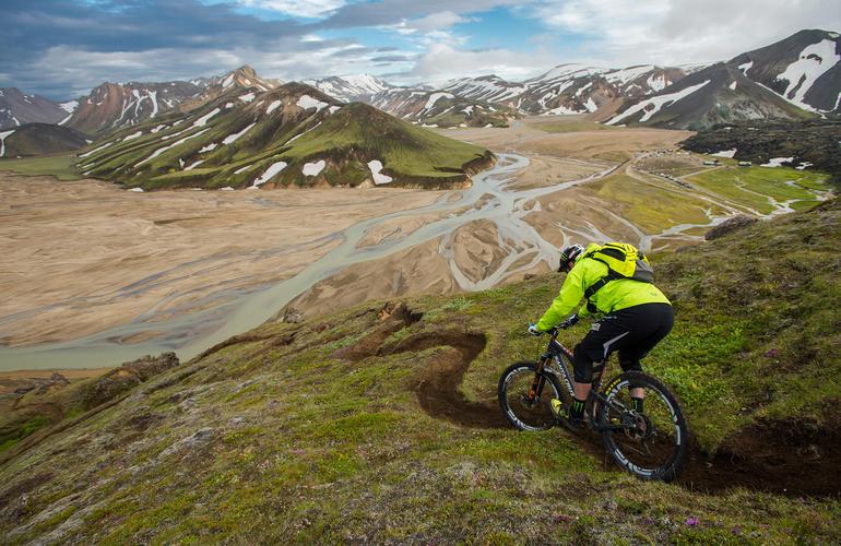 Vélo de Descente - Reykjavik