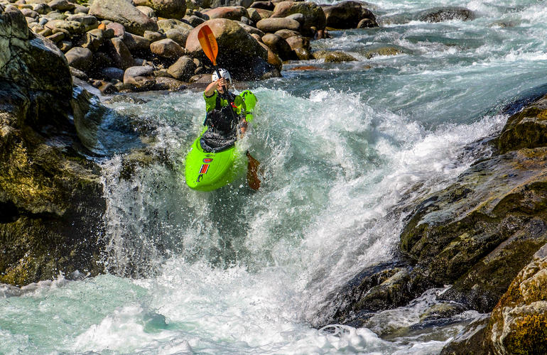 Canöe-Kayak àAlagna Valsesia