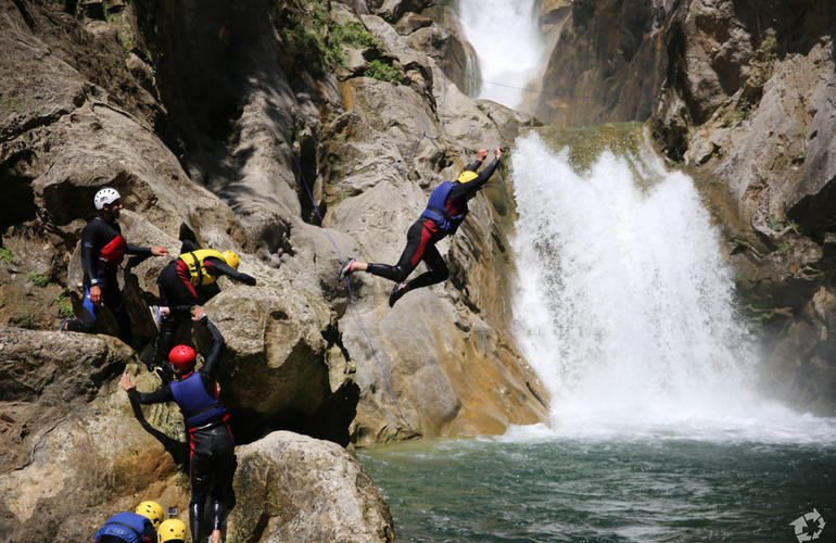 Canyoning Croatie Adrenaline Hunter