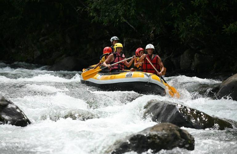rafting ile réunion
