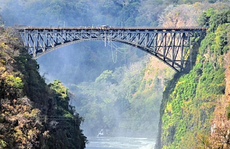 How to investigate the Victoria Falls - The Safari Source