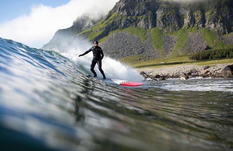 surf adrenaline hunter