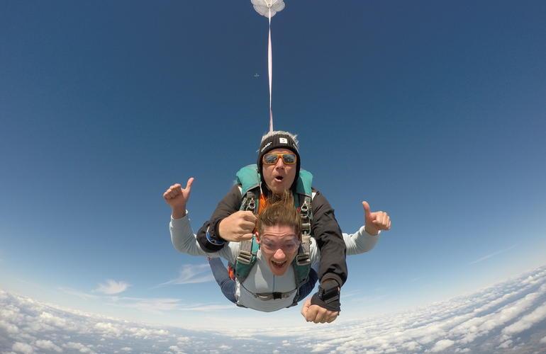 parachutisme jura